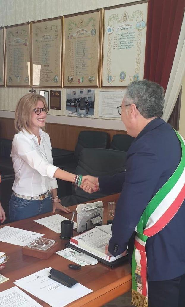 Partanna – Noemi Maggio neo assessore all'Istruzione, Cultura e Politiche sociali