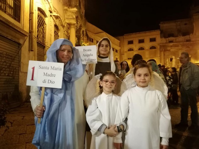 "Torna la ""Sfilata dei Santi. La risposta dei fedeli ad Halloween"