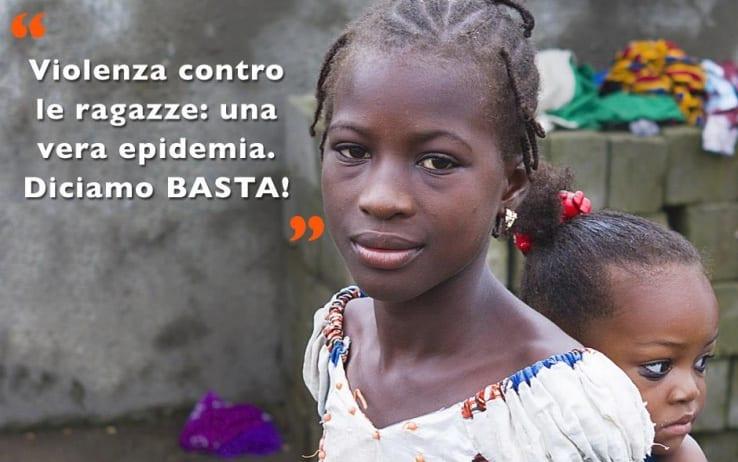 Giornata Internazionale bambine: Save the Children,nel mondo 1 ragazza su 10 ha subito uno stupro o un atto sessuale forzato, 4 ragazze ogni minuto si sposeranno prima di aver compiuto 15 anni