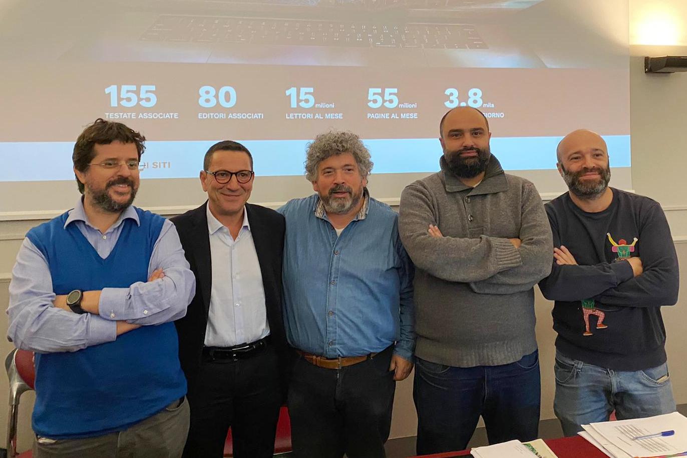Un nuovo direttivo per ANSO: Marco Giovannelli confermato presidente