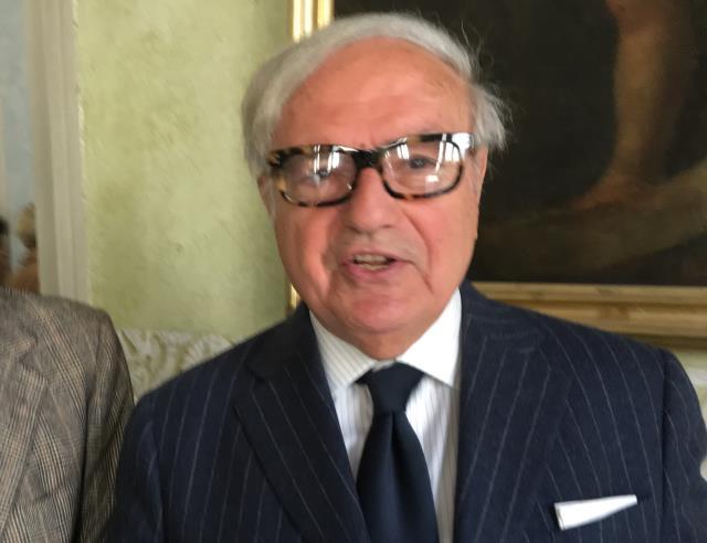 «PER COMPETERE BISOGNA PUNTARE SULLA QUALITA'» Achille Colombo Clerici