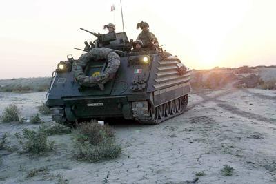 Iraq, attentato esplosivo: cinque  militari italiani feriti, tre sono gravi