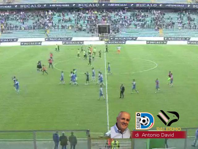 Palermo oltre i limiti. 6-0 al Corigliano Calabro