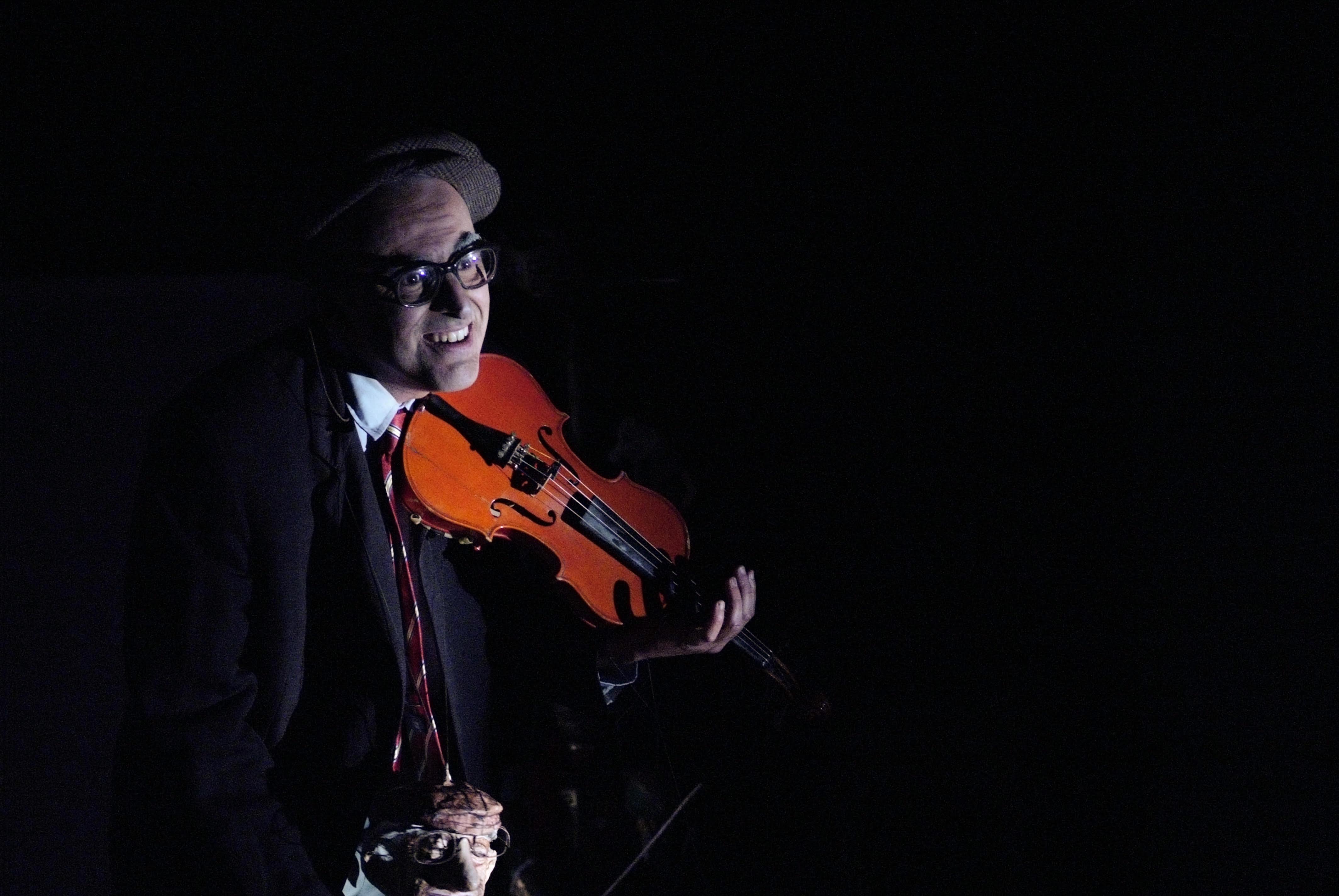"""TeRa Fest: giovedì 14 novembre al Jolly di Palermo, """"Turi Marionetta"""""""