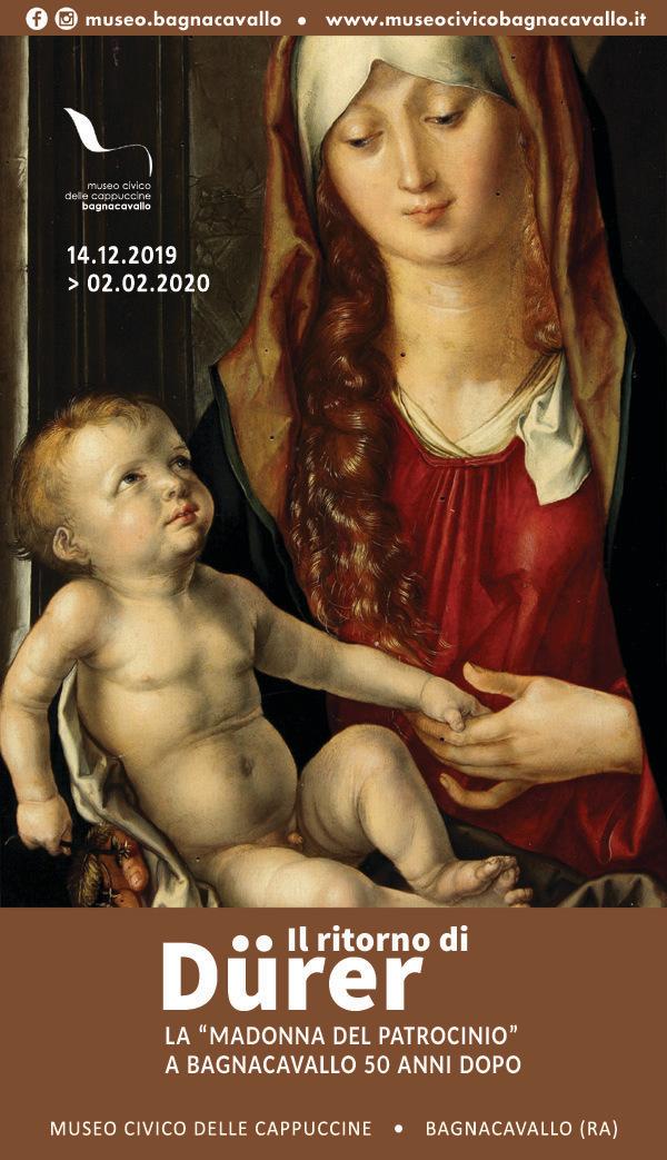 IL RITORNO DI ALBRECHT DÜRER La 'Madonna del Patrocinio' a Bagnacavallo 50 anni dopo