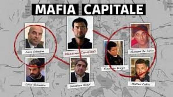 """Buzzi e Carminati, una lunga storia di """"aiutini"""" di Stato quando a Roma la mafia non può essere mafia"""