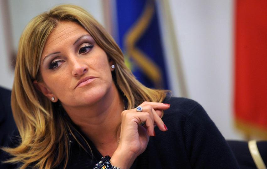 Mafia: omicidio Alfano : la figlia Sonia sara' parte civile contro l' ex pm rinviato a giudizio