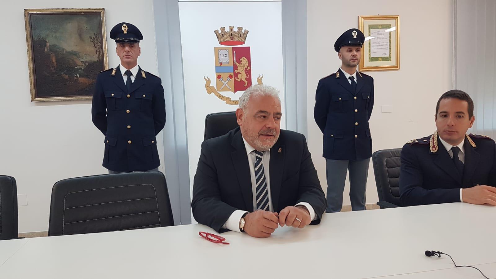 Si è insediato a Trapani il nuovo Questore, il messinese Salvatore La Rosa