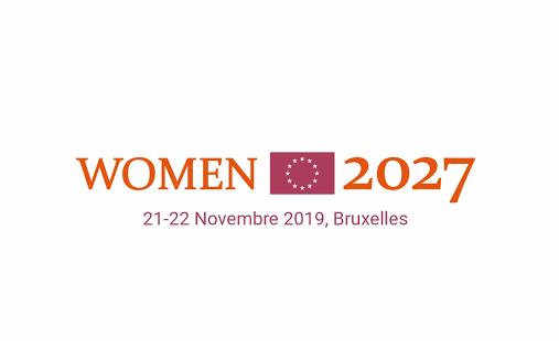 """WOMEN 2027 – Bruxelles: """"L'Europa siamo noi e per riscoprirlo serve la curiosità dei bambini, la disponibilità e la voglia di ascoltare"""""""