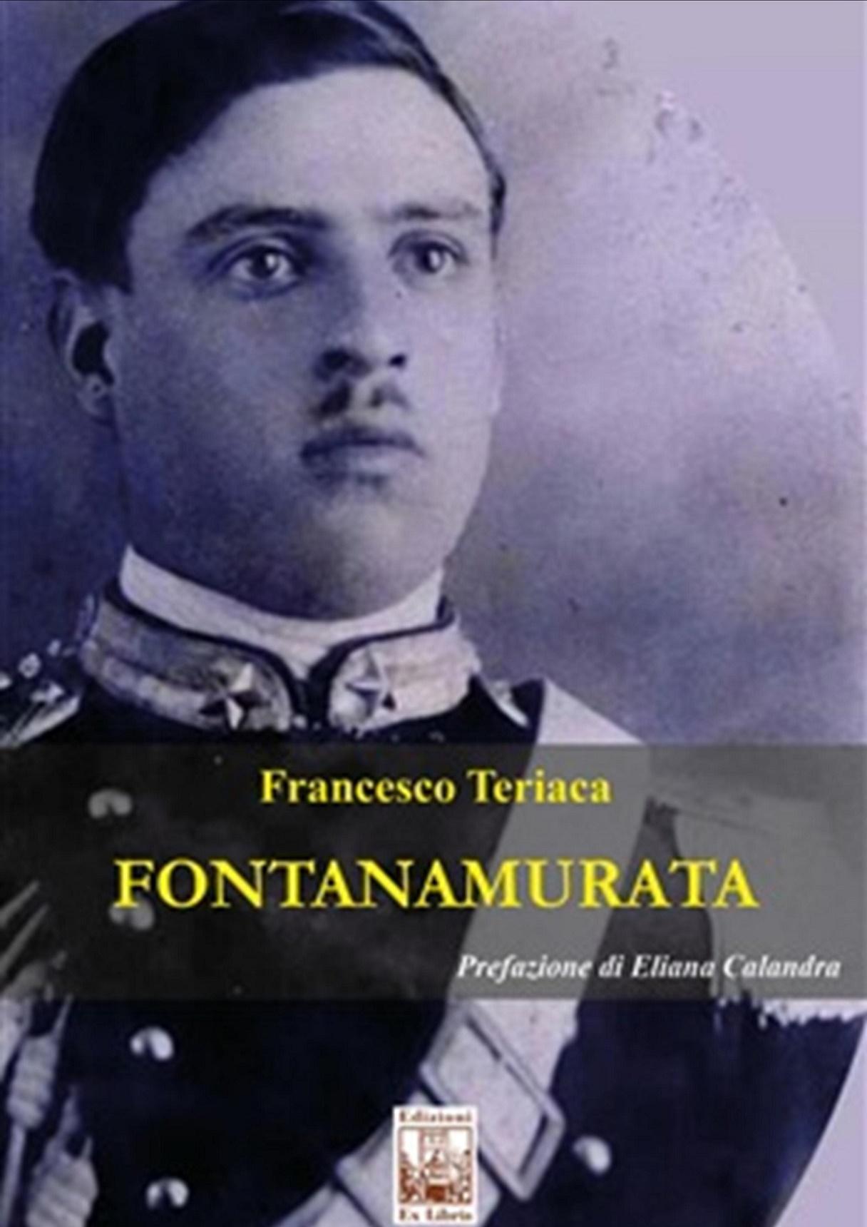 """Alia, si presenta il libro """"Fontanamurata""""."""