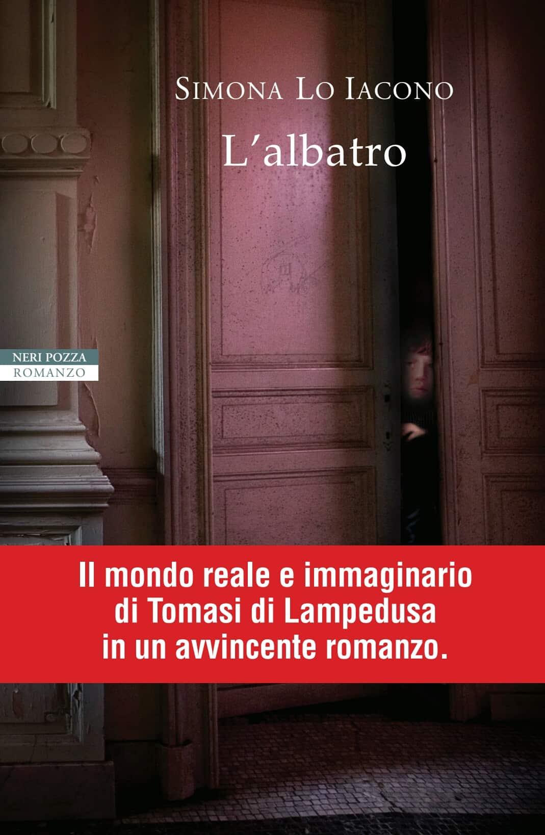 """Taormina, si presenta il libro """"L'albatro"""" di Simona Lo Iacono."""