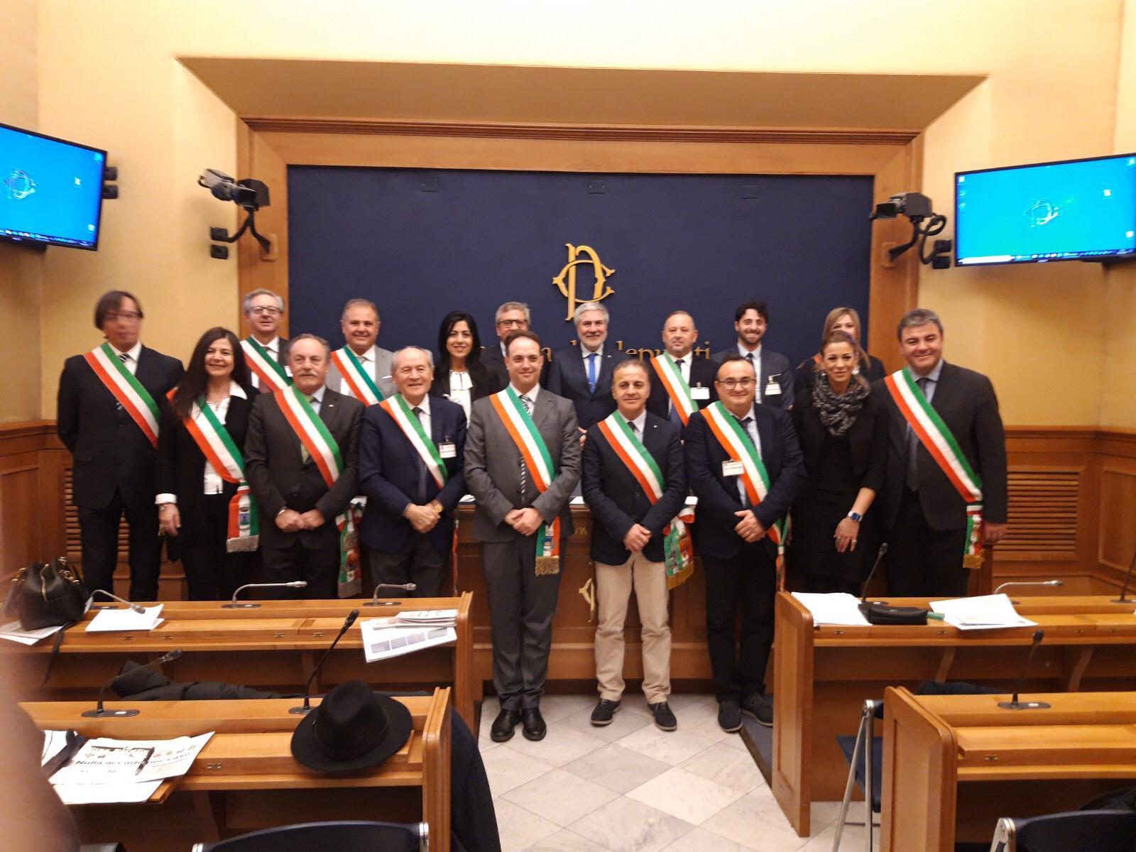 Culto Sant'Egidio, alla Camera siglato protocollo d'intesa tra comuni