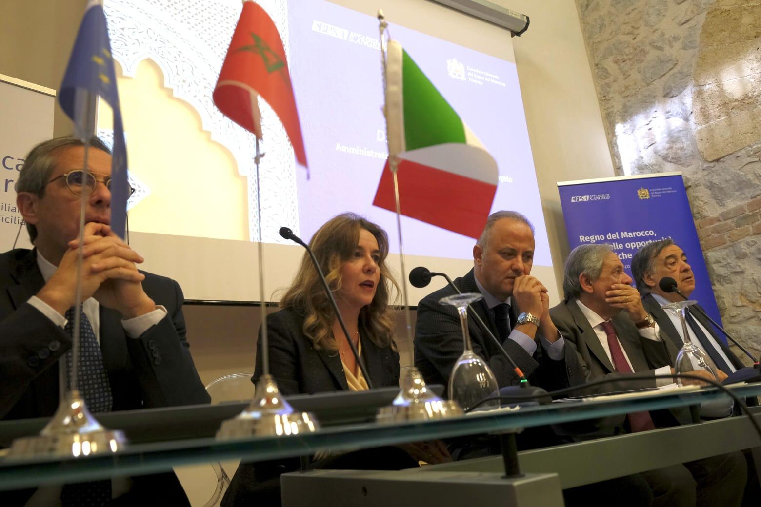 BANCA S. ANGELO – Da Sicilia e Marocco un aiuto tecnologico alla svolta green dell'economia