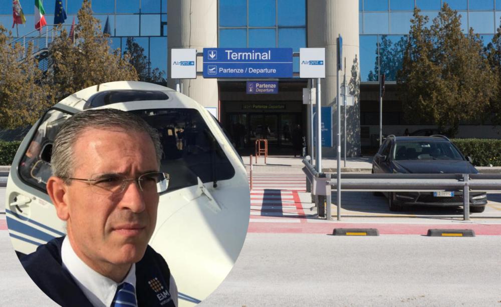 All'aeroporto di Trapani, sabato, incontro con l'assessore alle infrastrutture Marco Falcone