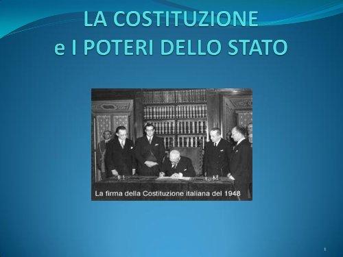 L'Italia e la Democrazia costituzionale. Nel decennio in corso , la partita finisce Magistratura 2 , Politica 0