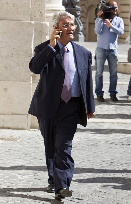 L'ex Ministro Mannino:assoluzione?Sentenza monumentale contro le teorie della trattativa