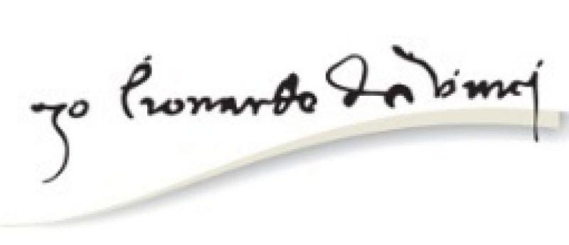 """Leonardo da Vinci all' Archivio di Stato Milano – Firma sul contratto di commissione della """"Vergine delle Rocce"""""""