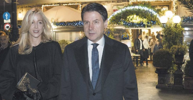 La fidanzata del premier  Conte sotto inchiesta all' antiriciclaggio. I sospetti della Banca d'Italia su alcune operazioni bancarie