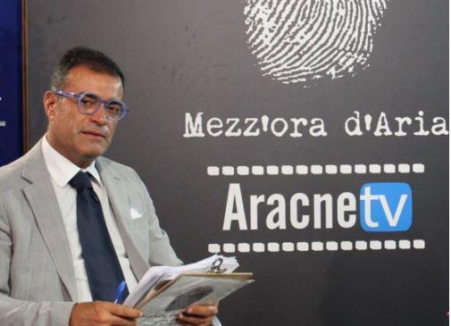 """Mafia :  Nicosia  ,l'ex collaboratore  Occhionero """"voleva incontrare Bonafede"""" e sognava un partito """"finanziato dai servizi segreti"""""""