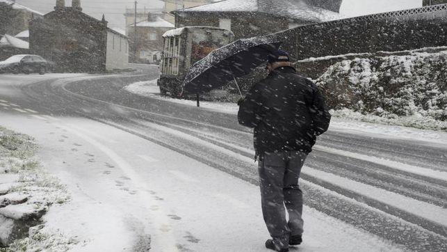 Freddo e neve per un paio di giorni sulle Madonie