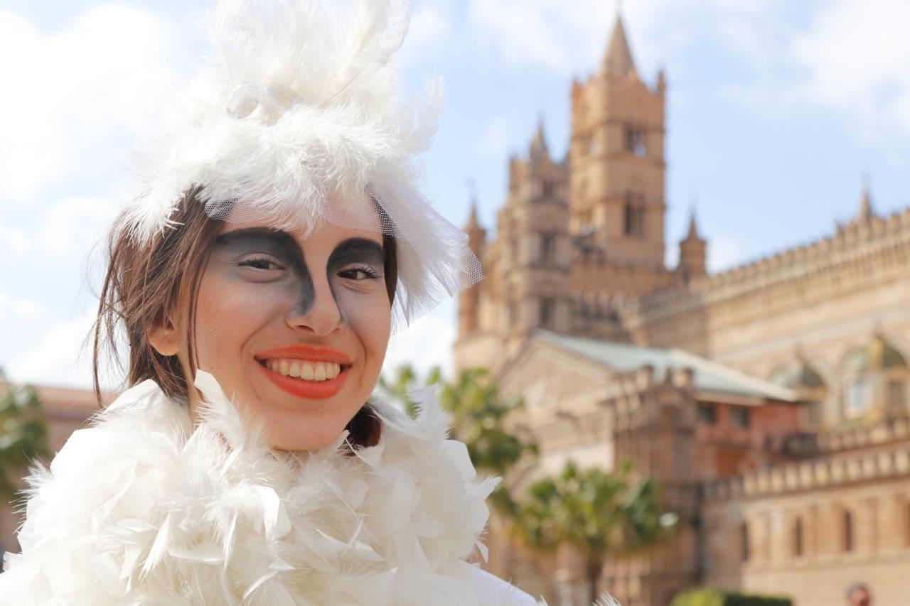 Torna Educarnival, il Carnevale di Palermo, con più di 1200 studenti in maschera