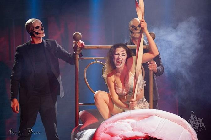 Trapani: magica alchimia con il Paranormal Circus