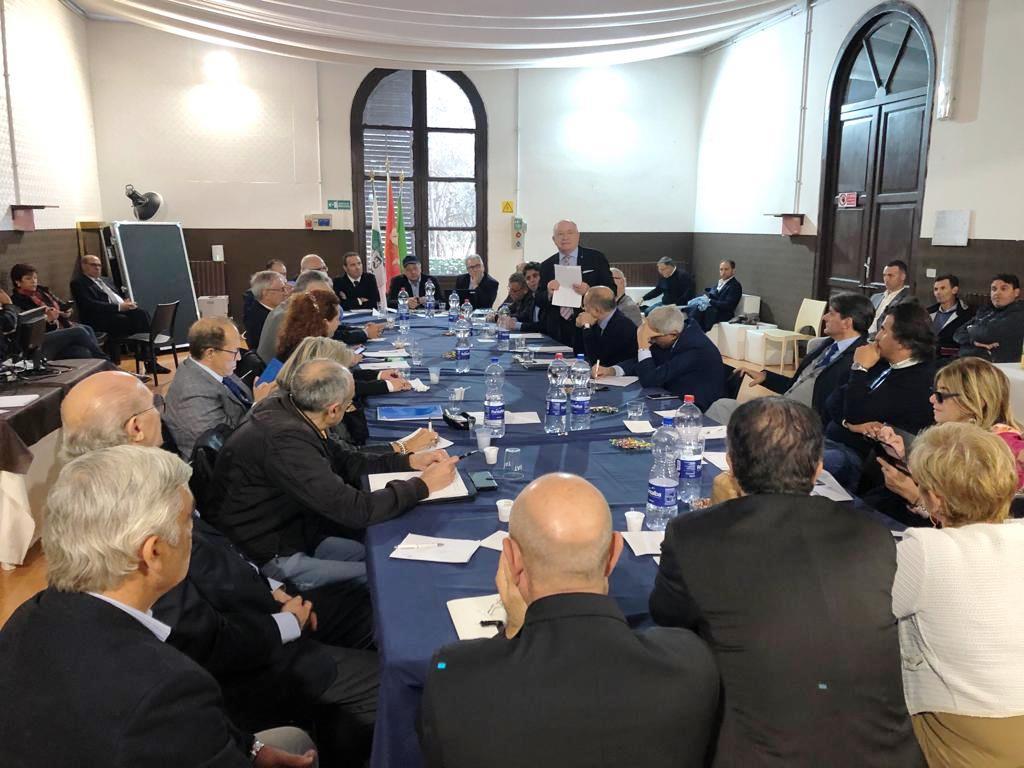 Nascerà a Palermo il partito di unità siciliana, frutto del lavoro del tavolo blu
