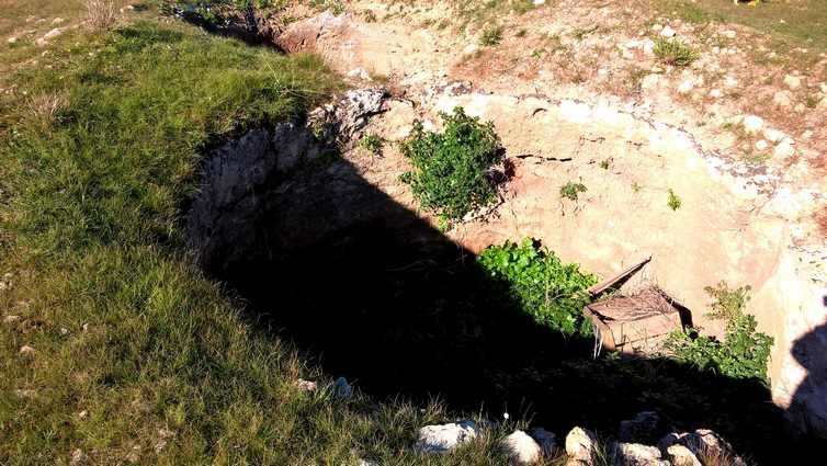 Mazara del Vallo –  Località San Nicola – Baglio Noria   Le antiche fornaci dell'età del bronzo, le tombe sovrapposte, ed altro ancora….