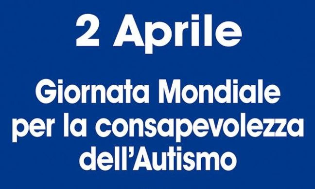 Giornata Mondiale della consapevolezza dell'autismo 2020