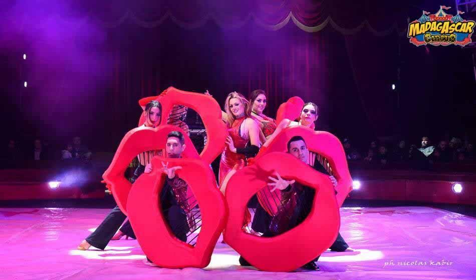 Ancona: dopo 5 anni torna il circo in grande stile, è il Maya Orfei Circo Madagascar