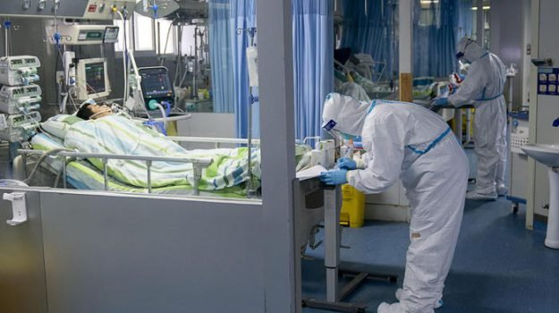 Coronavirus: due morti in poche ore in Sicilia, primo decesso a Salemi