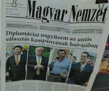 L'EUROPA CHE STIAMO PERDENDO. Il caso dell'Ungheria
