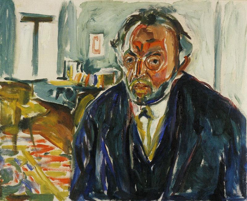 """Mondrian e Munch sono tra gli artisti travolti dalla Spagnola e raccontati da Cramum sui social. """"Non siamo soli. La storia dell'arte ce lo insegna"""""""