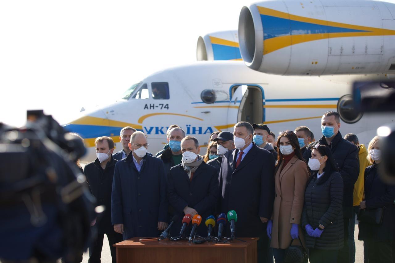 Coronavirus: è in arrivo il volo con gli aiuti dall'Ucraina