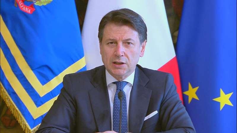 Conte insiste su eurobond e attacca Salvini e Meloni