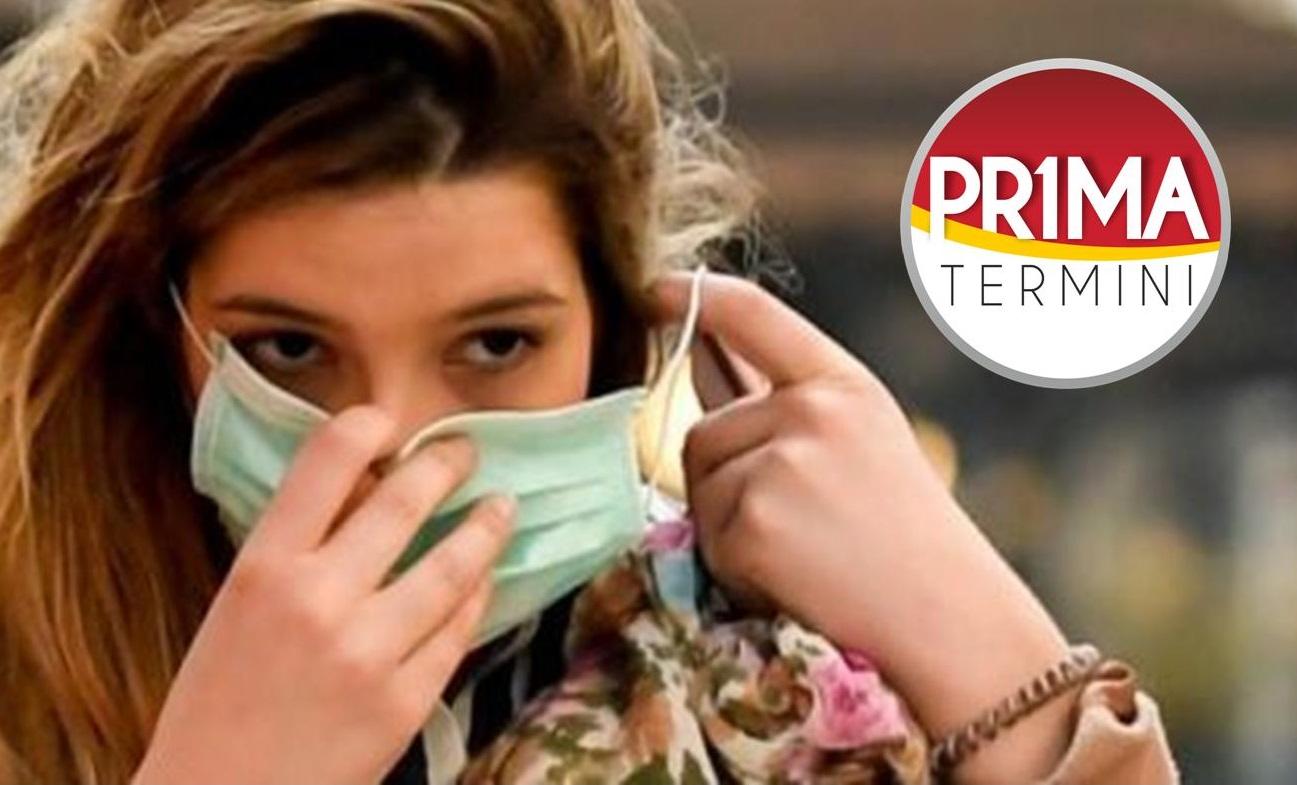 """Emergenza Coronavirus: Movimento """"PrimaTermini"""" chiede al Presidente Musumeci di rendere obbligatorio l'uso delle mascherine."""