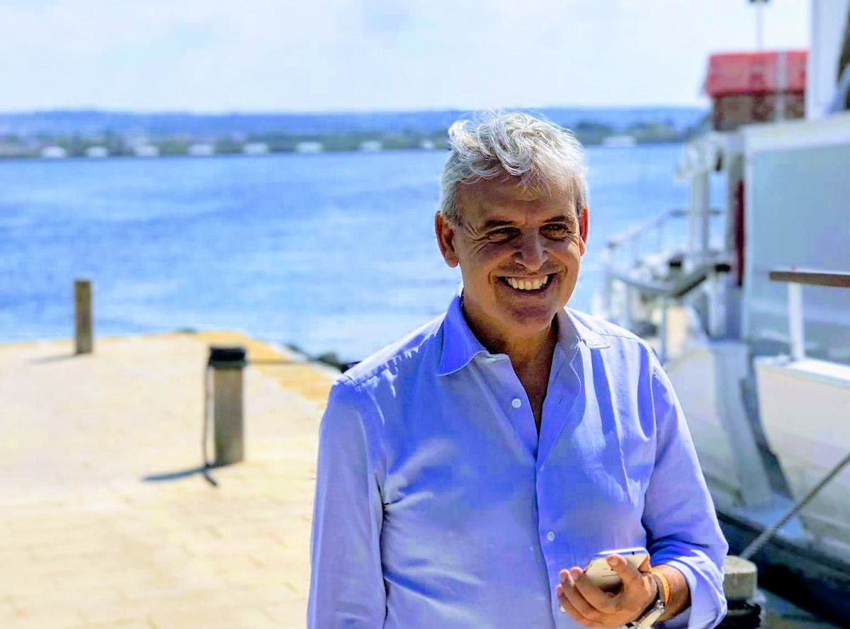 Il deputato Stefano  Pellegrino rinviato a giudizio per corruzione elettorale