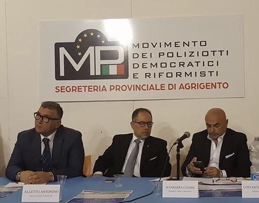MP- DECESSO PER COVID- 19 DELL'AGENTE DI SCORTA DEL PRESIDENTE DEL CONSIGLIO
