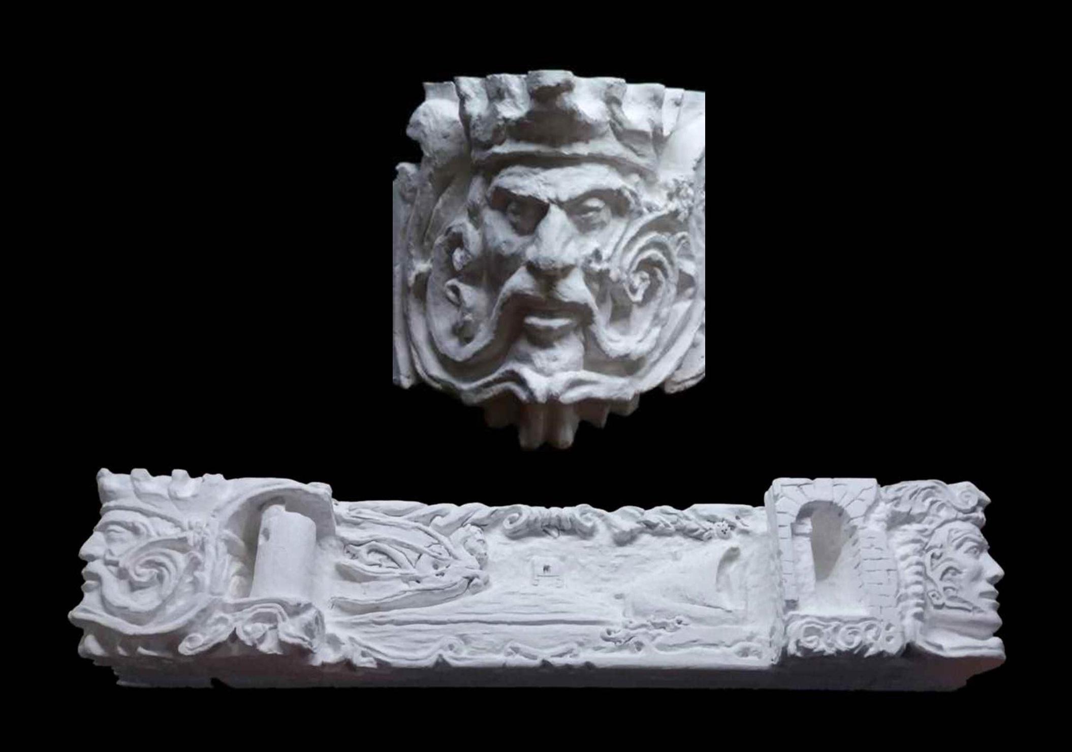 BCsicilia dona una scultura al Comune di Isola delle Femmine.