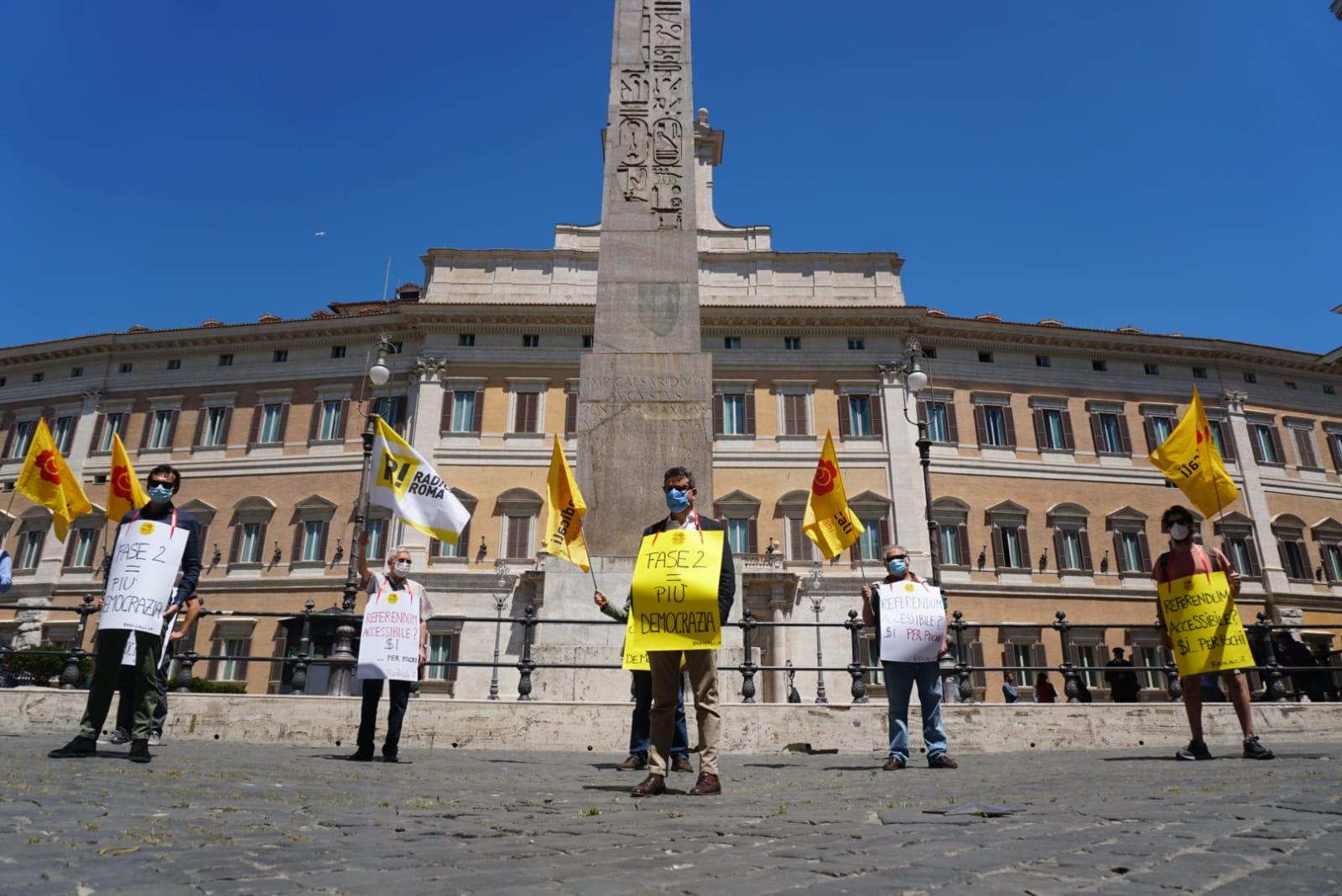 Fase 2, Radicali Italiani: elezioni si avvicinano, necessario garantire partecipazione e diritti politici dei cittadini