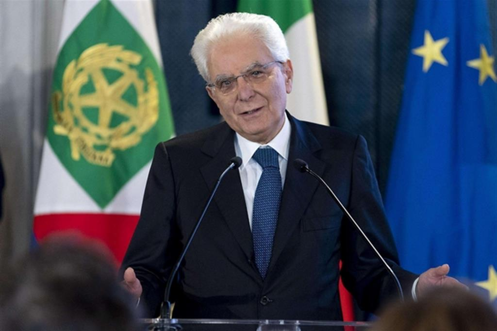 """Mattarella:  """"inammissibile la commistione politici-magistrati"""""""