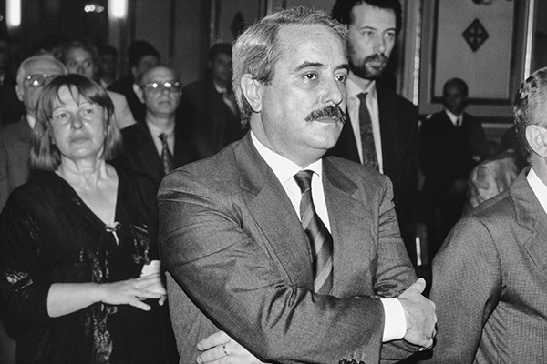 Mafia:  Falcone nell'indagine mafia- appalti  indagava  sulla Saiseb Tor di Valle