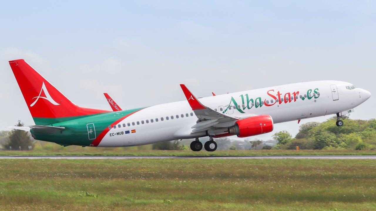 L'aeroporto di Trapani Birgi riparte con due nuove rotte per Cuneo e Milano Malpensa operate da Albastar