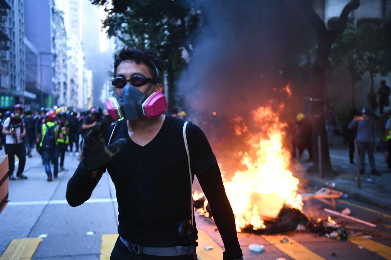 """Hong Kong, Radicali: """"Non conta se una battaglia sia facile. Conta che sia giusta. L'Italia sceglierà la strada facile o quella giusta?"""""""