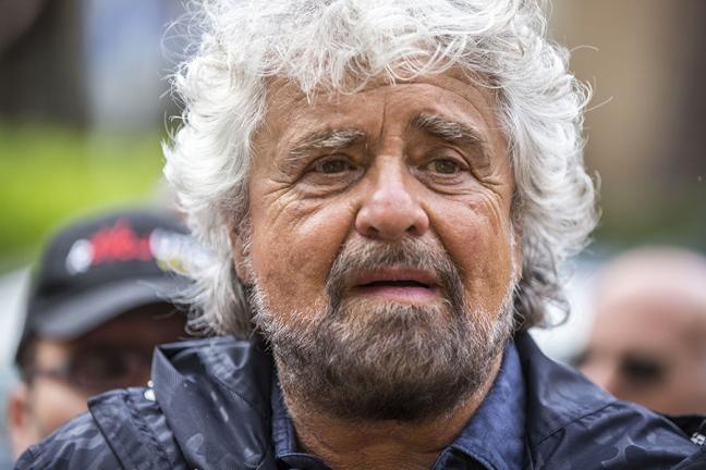Quei favori di Palamara al pm del figlio di Beppe Grillo