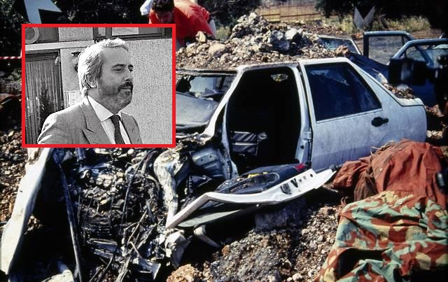 I computer , le agende manipolate  di Giovanni Falcone e la strana morte dell'ingegner Petrini perito al processo del 1996