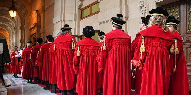 La Giustizia e le toghe rosse. Il declino dell'impero è iniziato