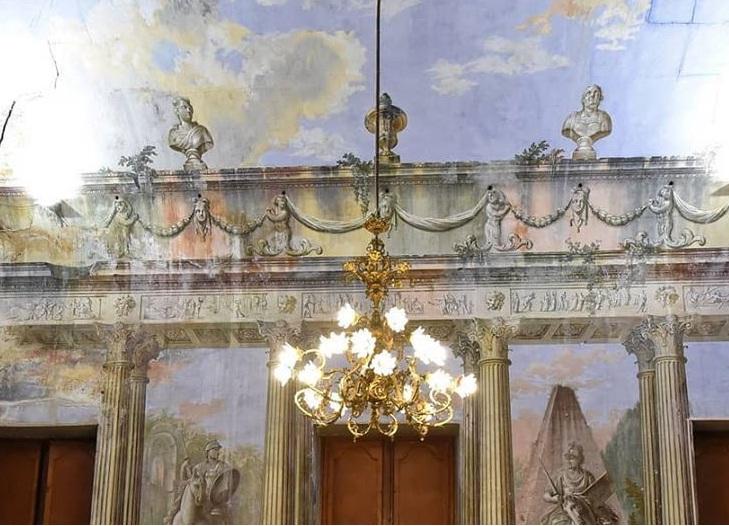 Palermo, visita a Villa Adriana e al Museo della Sicilianità.