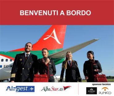 Venerdì 31 luglio, celebrazione dei 10 anni di Albastar e presentazione della partnership con Airgest