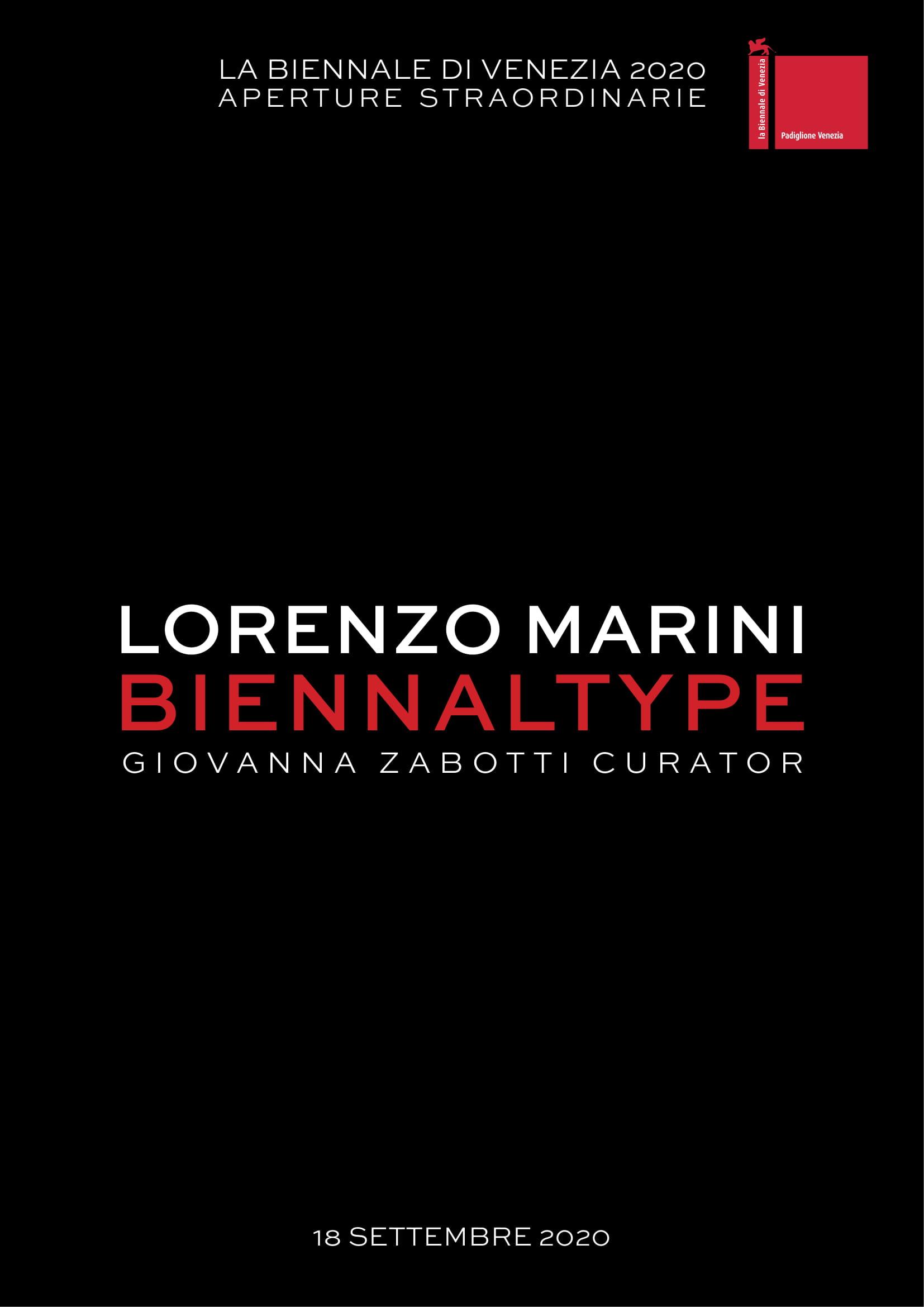 Aperture straordinarie, Biennale di Venezia 2020